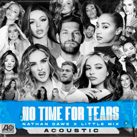 No Time For Tears (Acoustic) 專輯封面