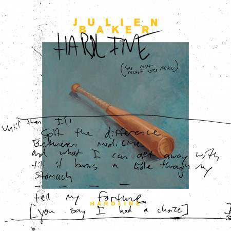 Hardline 專輯封面