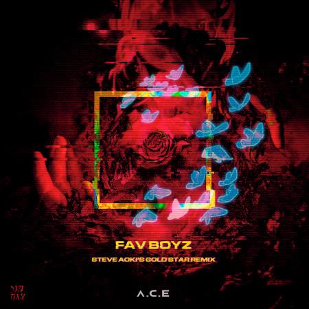 Fav Boyz (Steve Aoki's Gold Star Remix) 專輯封面