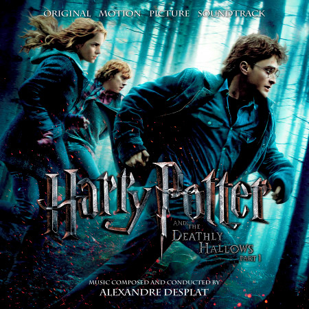 Harry Potter and the Deathly Hallows, Pt. 1 (Original Motion Picture Soundtrack) 專輯封面
