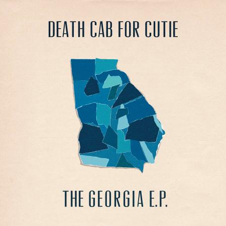 The Georgia EP 專輯封面