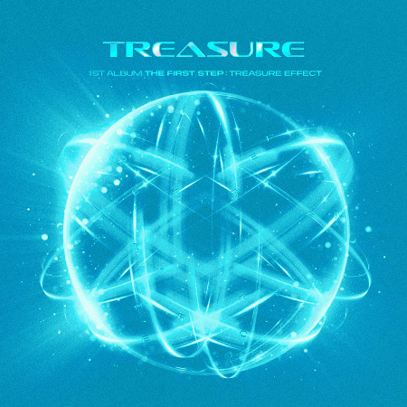 THE FIRST STEP : TREASURE EFFECT 專輯封面