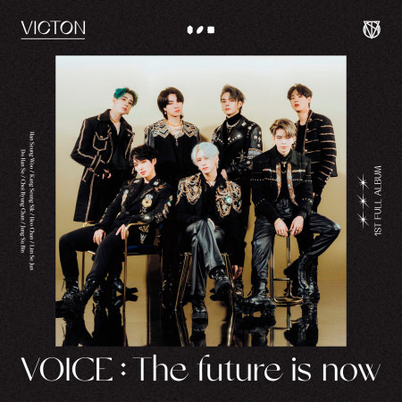 VOICE : The future is now 專輯封面