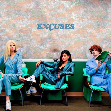 Excuses 專輯封面