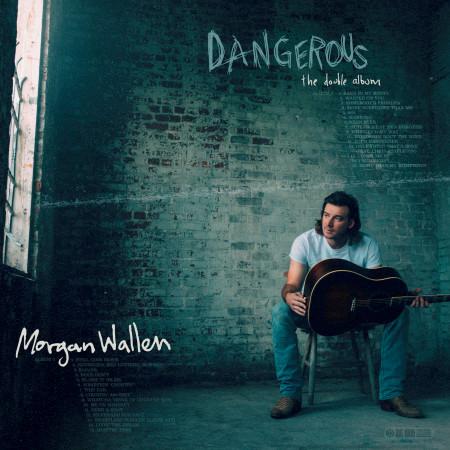Dangerous: The Double Album 專輯封面