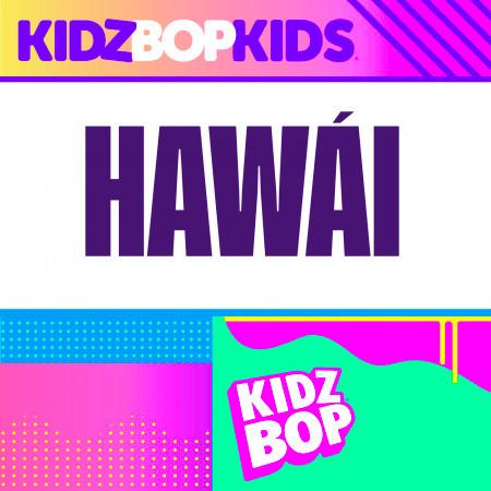 Hawái 專輯封面