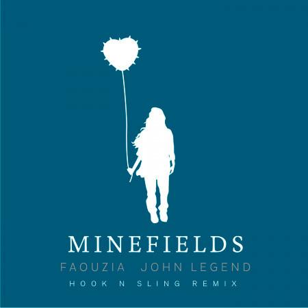 Minefields (Hook N Sling Remix) 專輯封面