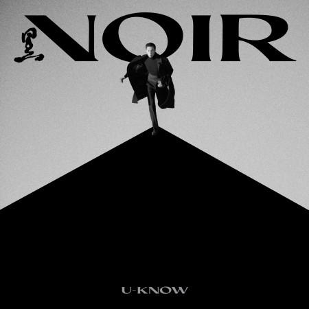 第二張迷你專輯『NOIR』 專輯封面