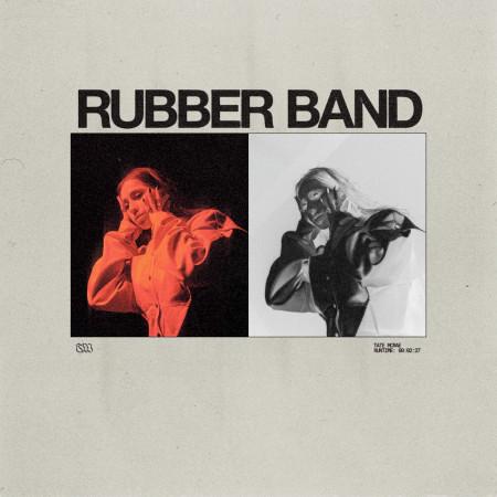rubberband 專輯封面