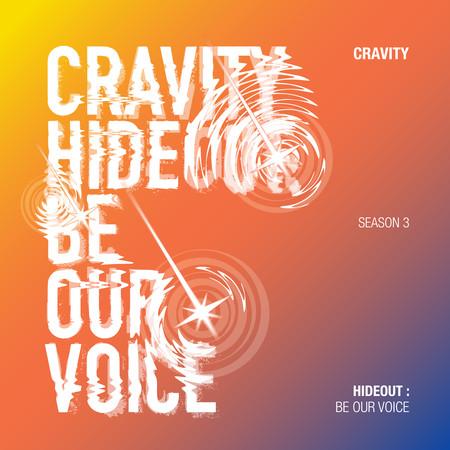 HIDEOUT: BE OUR VOICE - SEASON 3. 專輯封面