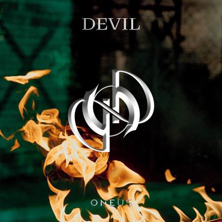 DEVIL 專輯封面