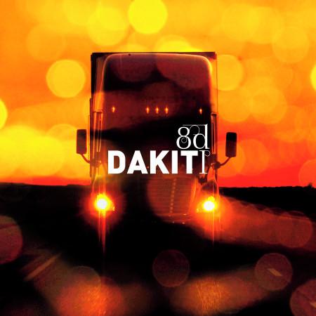 Dákiti (8D) 專輯封面