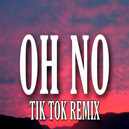 Oh No, Oh No, Oh No No No Song (Tiktok Remix) 專輯封面
