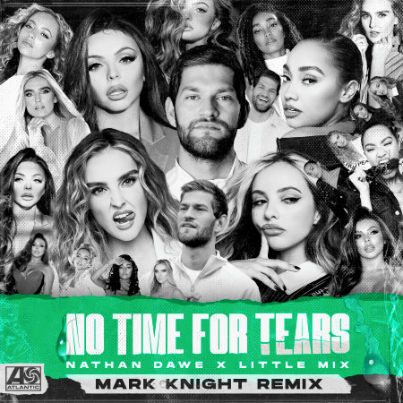 No Time For Tears (Mark Knight Remix) 專輯封面