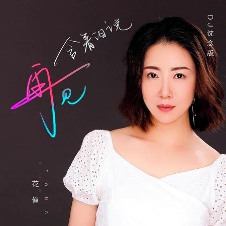 含著淚說再見(DJ沈念版) 專輯封面