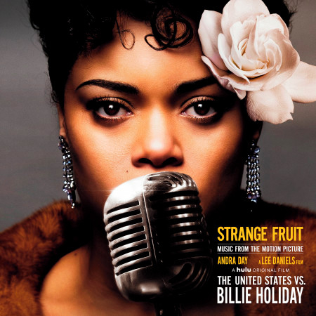 """Strange Fruit (Music from the Motion Picture """"The United States vs. Billie Holiday"""") 專輯封面"""