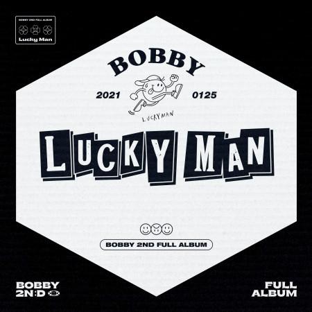 LUCKY MAN 專輯封面