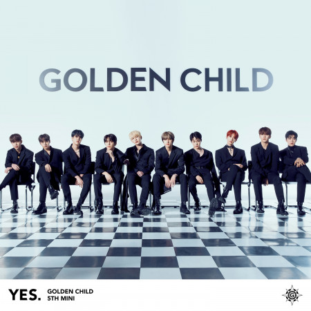 Golden Child 5th Mini Album [YES.] 專輯封面