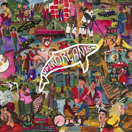 Gang Gang Schiele (Superorganism Remix) 專輯封面