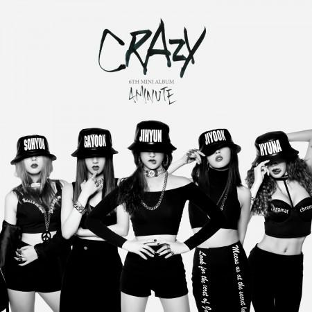 Crazy 專輯封面