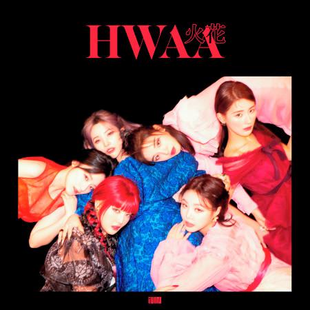 HWAA 專輯封面