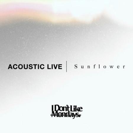 Sunflower (Acoustic Live Ver.) 專輯封面