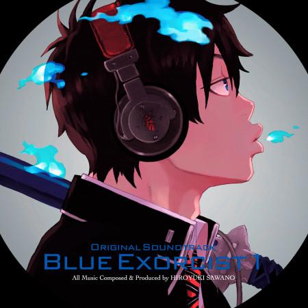 Blue Exorcist Original Soundtrack I 專輯封面