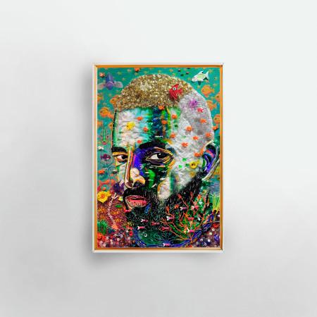 #7DJ (7 Días En Jamaica) 專輯封面