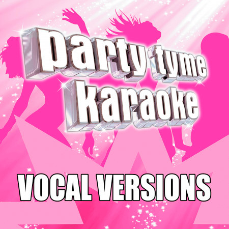 Party Tyme Karaoke - Pop Female Hits 4 (Vocal Versions) 專輯封面
