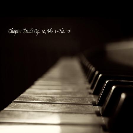 Chopin: Piano Etude Op.10 專輯封面