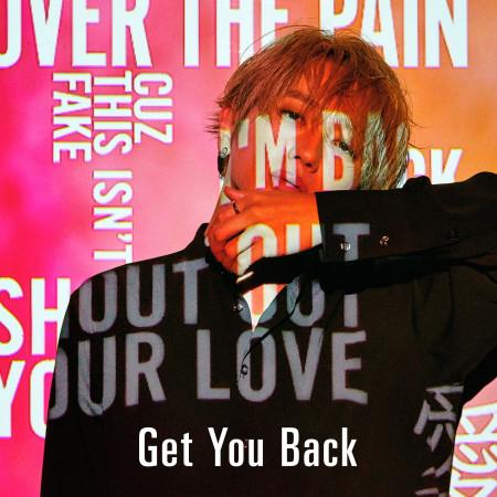 Get You Back 專輯封面