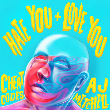 Hate You + Love You 專輯封面