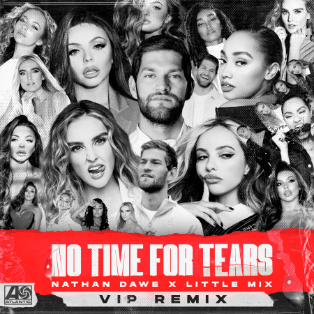 No Time For Tears (VIP Remix) 專輯封面