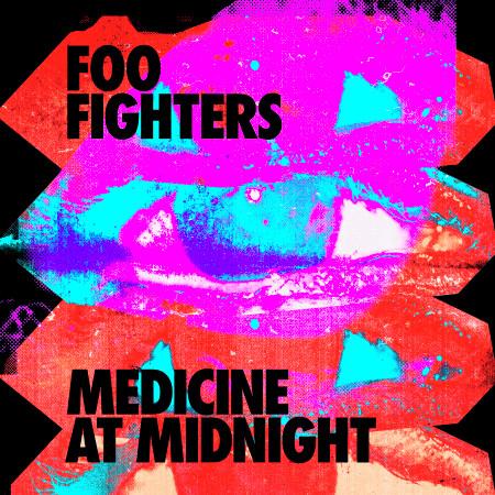 Medicine At Midnight 專輯封面