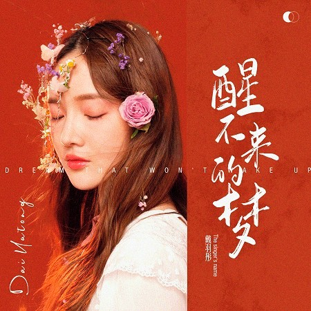 醒不來的夢(抒情版) 專輯封面