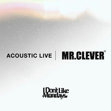 MR.CLEVER (Acoustic Live Ver.) 專輯封面
