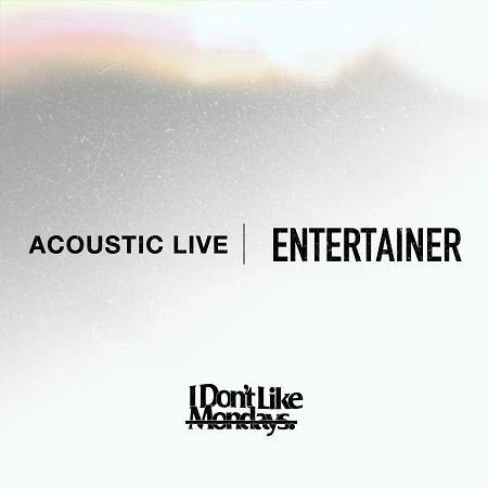 ENTERTAINER (Acoustic Live Ver.) 專輯封面