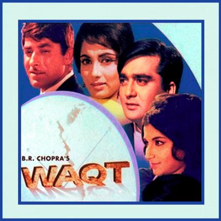 Waqt (Original Motion Picture Soundtrack) 專輯封面