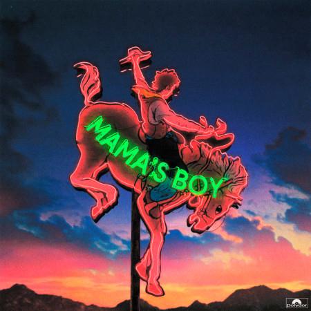 mama's boy (deluxe) 專輯封面