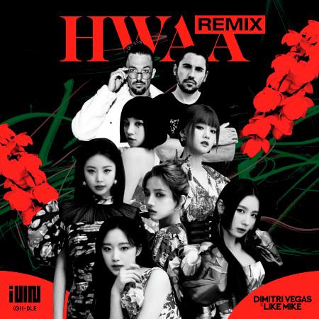HWAA (Dimitri Vegas & Like Mike Remix) 專輯封面