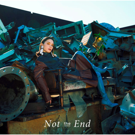 Not the End 專輯封面