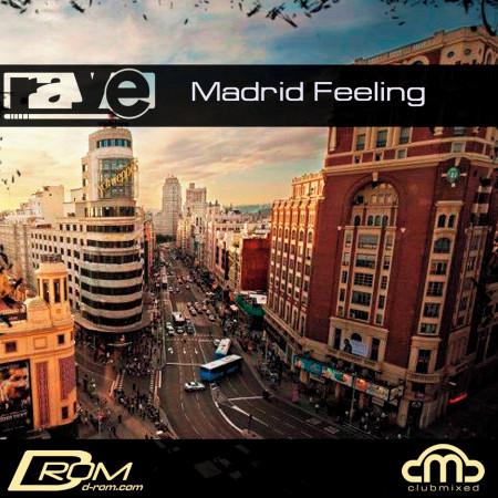 Madrid Feeling 專輯封面