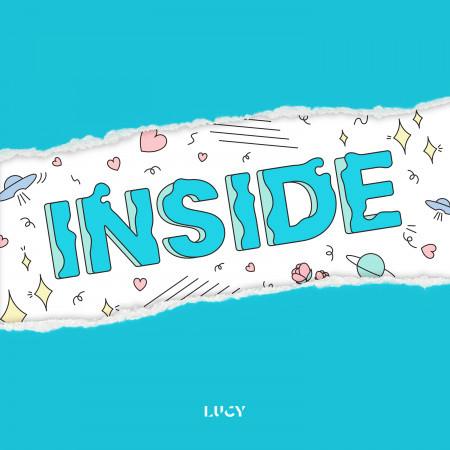 INSIDE 專輯封面