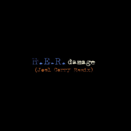 Damage (Joel Corry Remix) 專輯封面