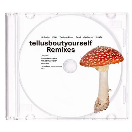 tellusboutyourself (Remixes) 專輯封面