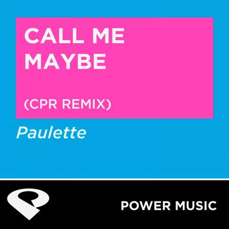 Call Me Maybe - Single 專輯封面