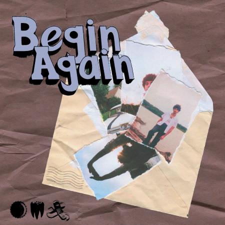 Begin Again 專輯封面