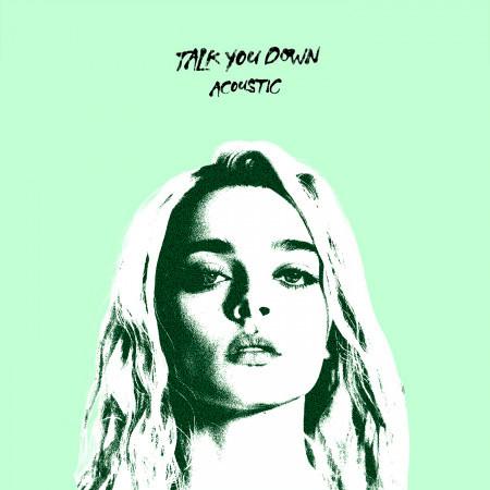 Talk You Down (feat. SYML) (Acoustic) 專輯封面