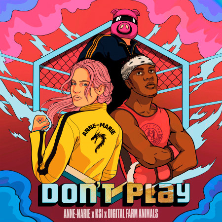 Don't Play (Franklin Remix) 專輯封面