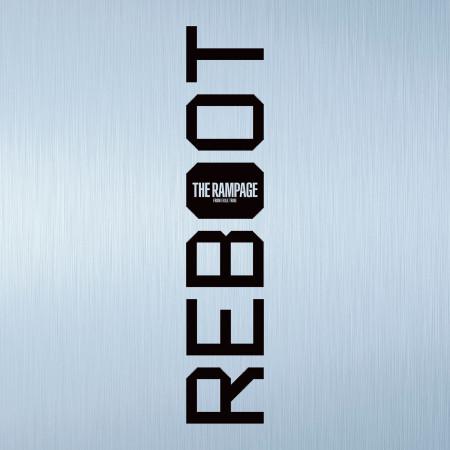 REBOOT 專輯封面